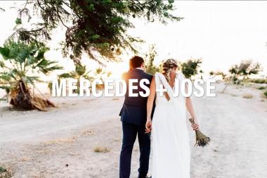 Miniatura Mercedes y Jose